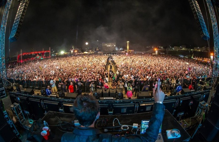 Zedd at HARD Summer